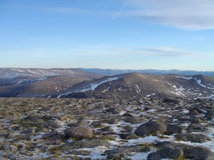 The Cairngorm Summit