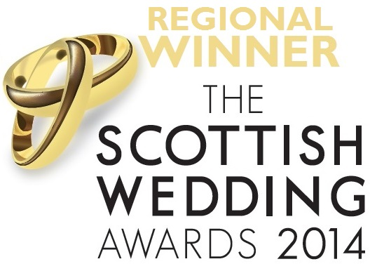 Piper On Parade - Regional Winner of The Scottish Wedding Awards 2014